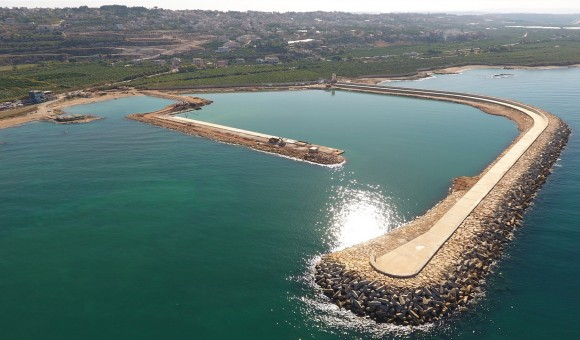 Environmental Impact Assessment (EIA) study for the construction of Aadloun Port project