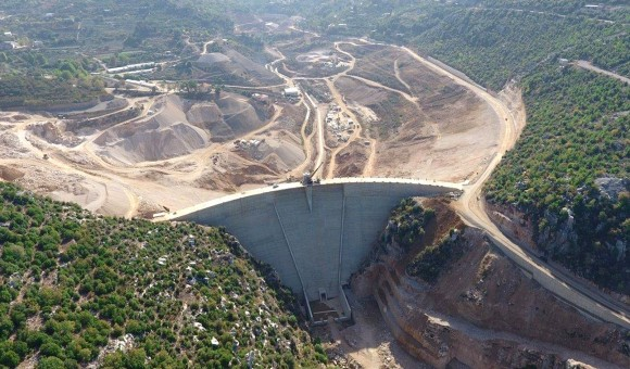 Environmental Impact Assessment (EIA) study for the construction of Boqaata Dam